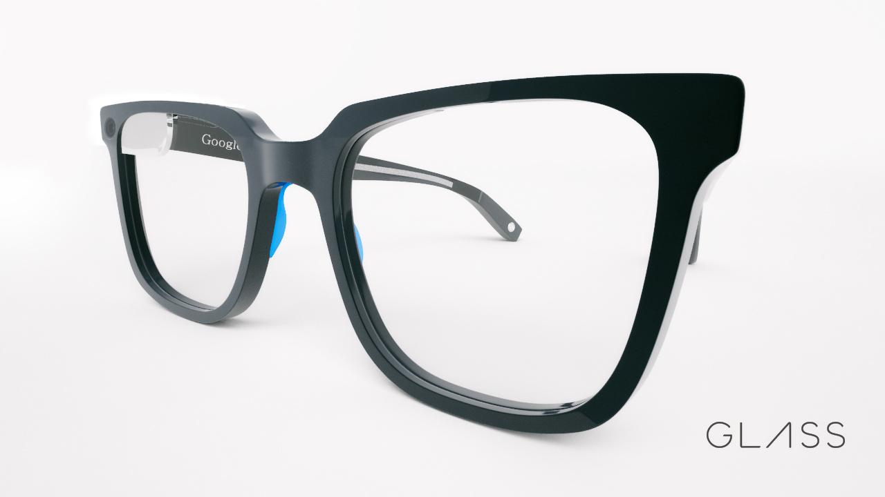 Hipster Google Glasses - Credit - Sourcebit.com