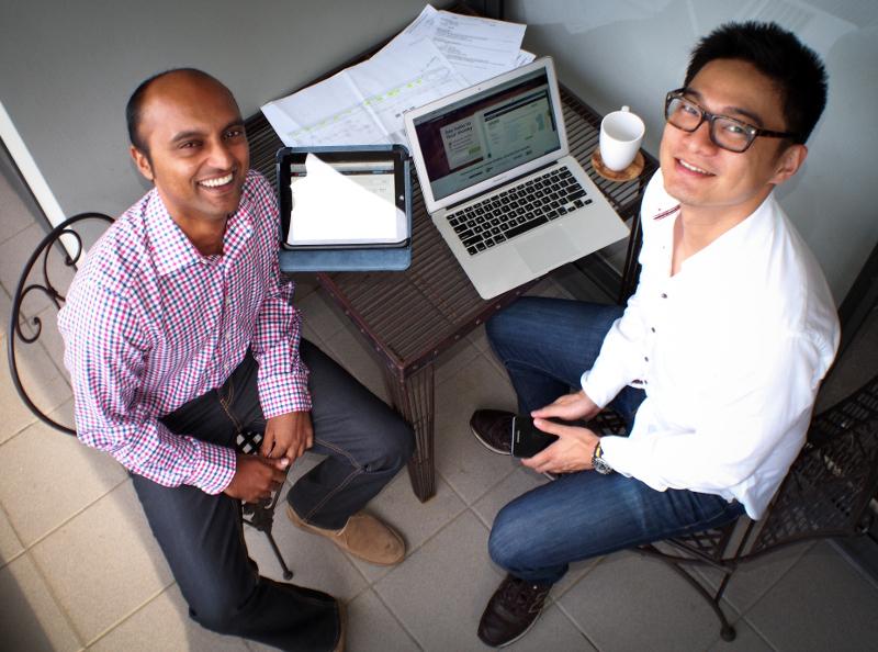 Bosco Tan & Alvin Singh