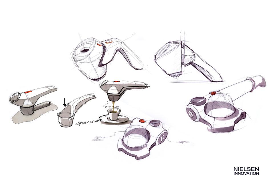 Handpresso Prototypes