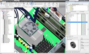 Autodesk-Inventor - Credit Autodesk & www.synergissoftware.com