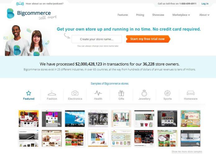 BigCommerce raises $40m