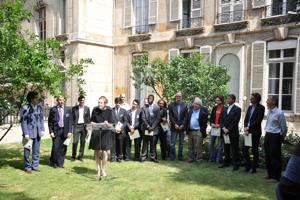 Founders Institute Graduation