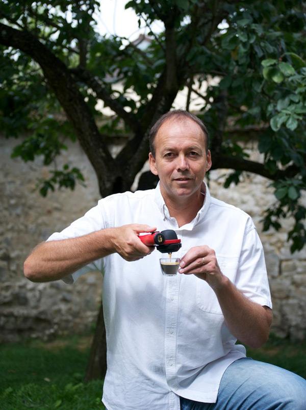 Handpresso Founder Henrik Jul Nielsen
