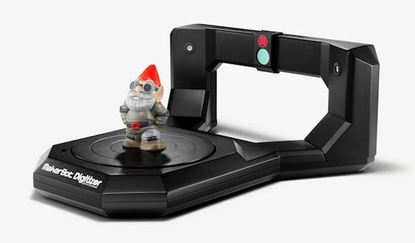Makerbot Digitizer - Credit Makerbot.com