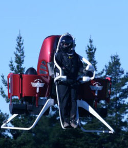 The Martin Jetpack – The Jetsons are alive and flying in New Zealand
