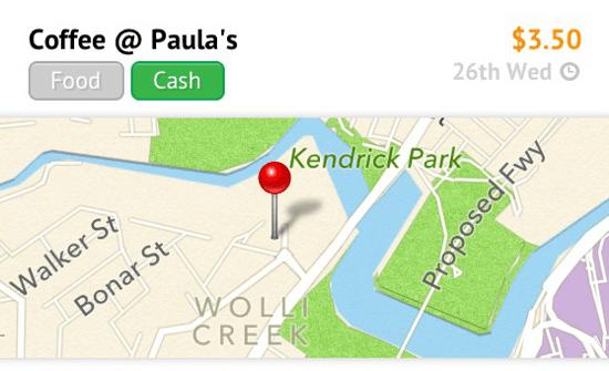 Pocketbook Mobile Mapcash