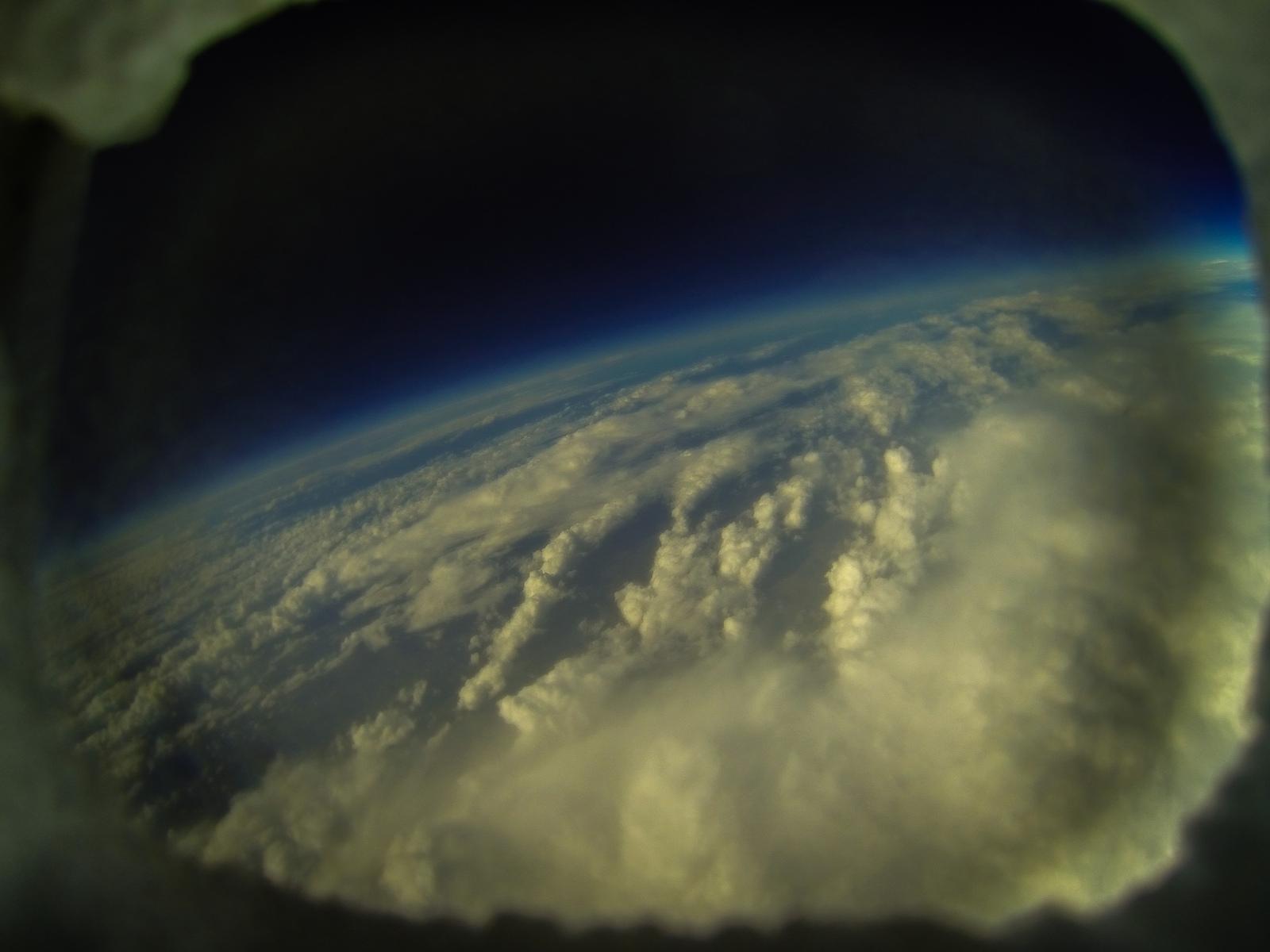 Space Ventures Edge of space