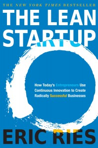 Lean Startup Book Cover - Credit - Eric Ries