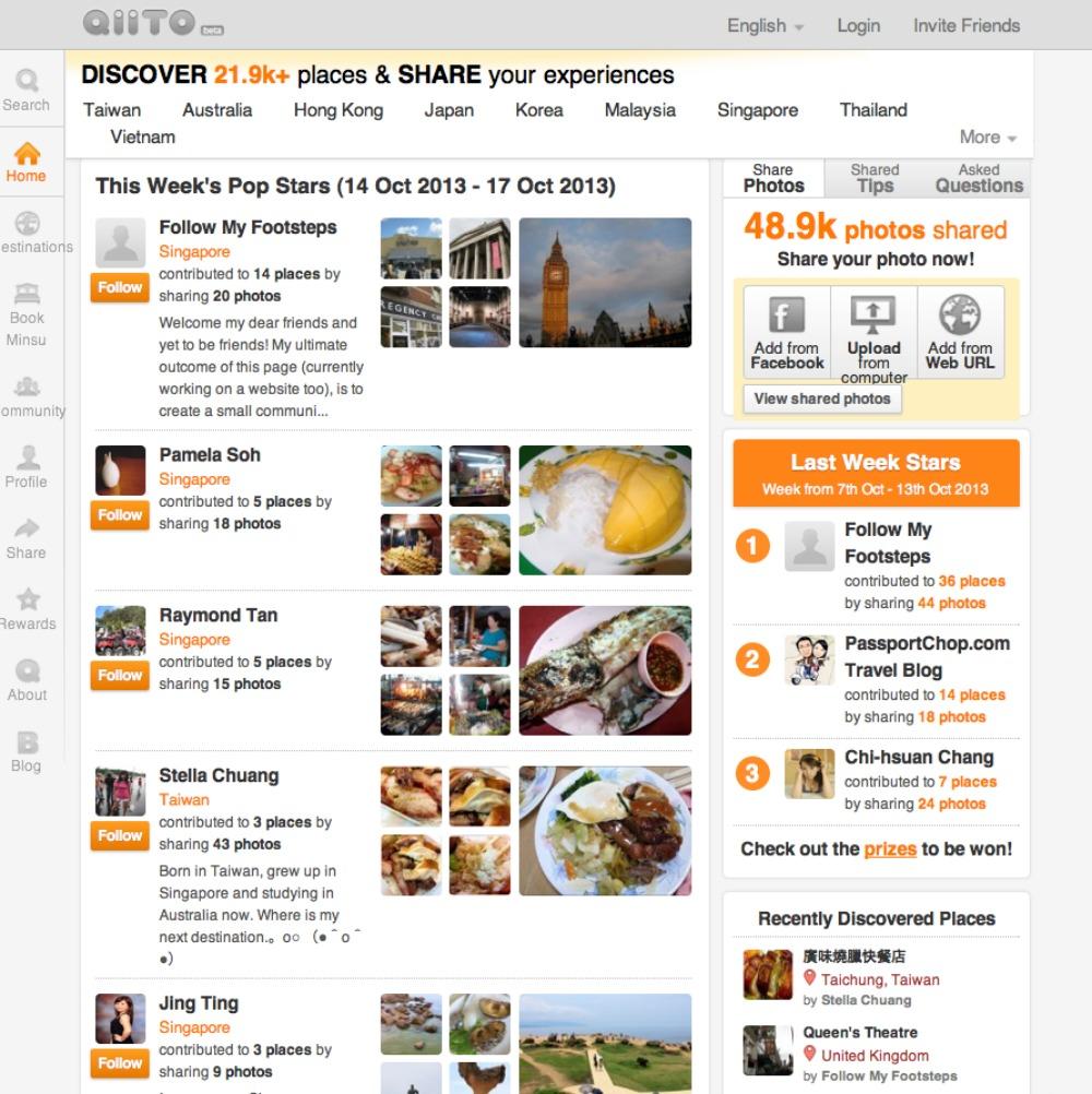 Qiito.com Screenshot Credit: Qiito.com