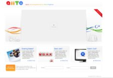 Prototype Beta Screenshot of Qitto.com