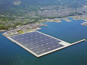 Photo:The 70MW Kagoshima Nanatsujima Mega Solar Power Plant 01
