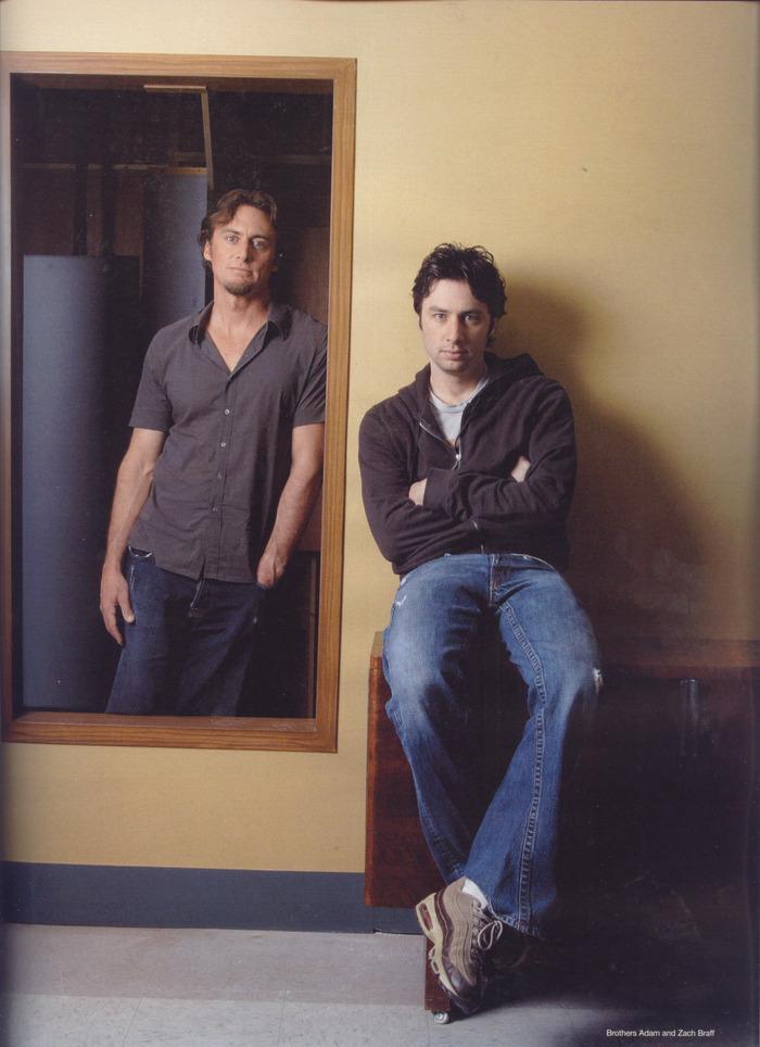Adam & Zack Braff - Credit Kickstarter.com