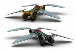 Robot Dragonfly - Credit Kickstarter.com