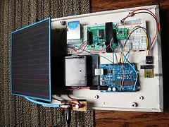 solar monitor thingy