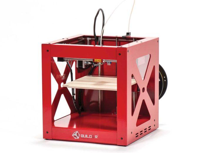4U Builder 3D Printer