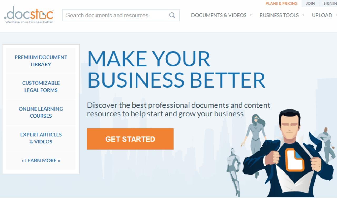 Docstoc.com