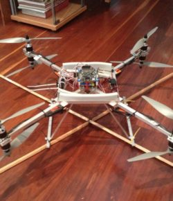 Want to learn something? Make something cool – UNSW CREATE club prototypes a Quadcopter from scratch