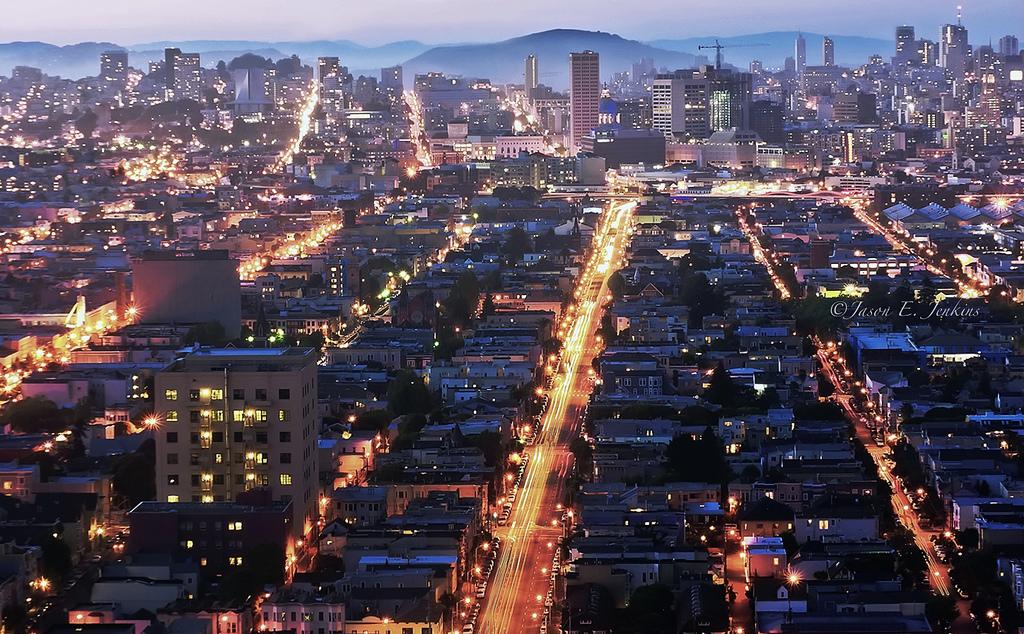 San-Francisco-Evening - Credit - http://www.flickr.com/photos/jdub1980/