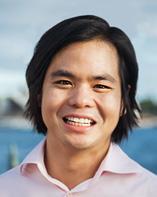 Benjamin Chong - Founders Institute - Sydney