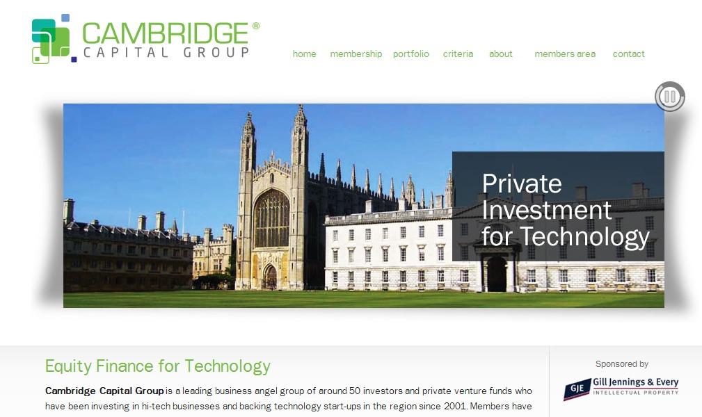 Cambridge Capital Group