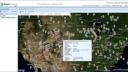 Grovestreams IoT platform