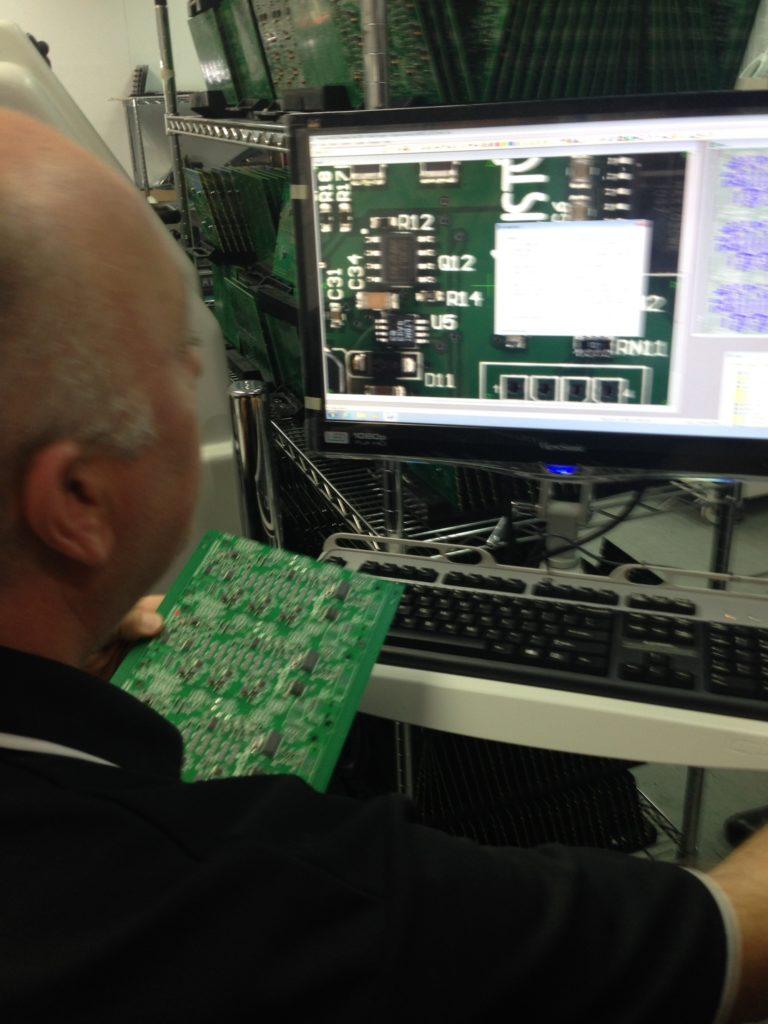 Computerised Optical Inspection Machine