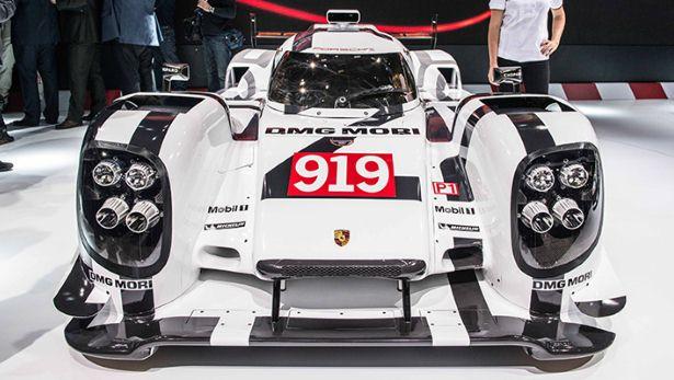 Porsche 19