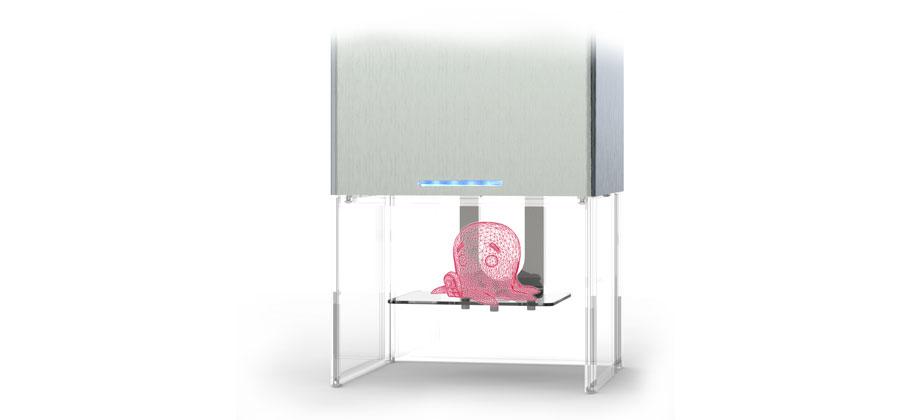 Buccaneer 3 D Printer