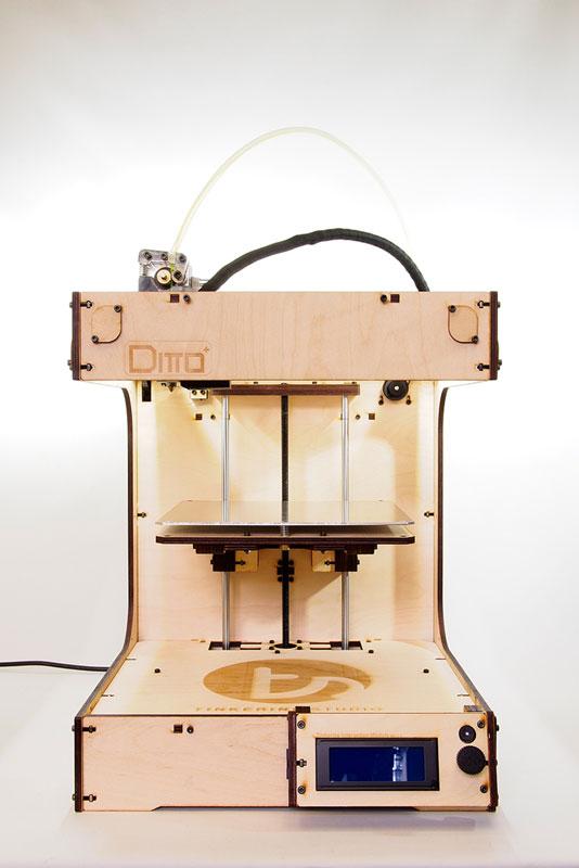 Ditto+ 3D Printer