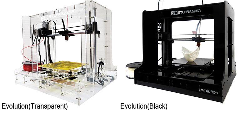 Evolution 3D Printer