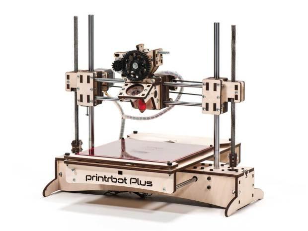 Printrbot Plus 3D Printer