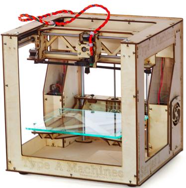 Type A Machine Series 1 3D Printer