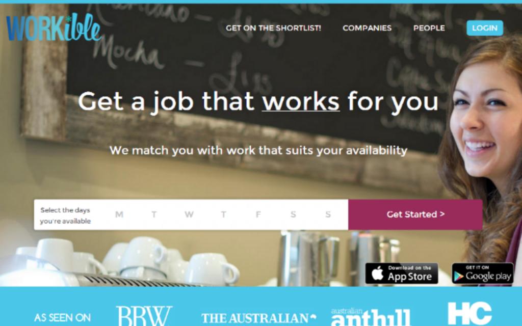 Workible.com.au