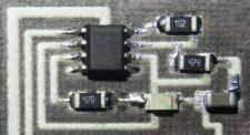 Cartesian Printed Circuit