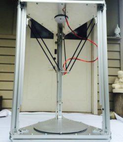 MetalTree's HUGE 3D Printer demos at Sydney Maker Faire