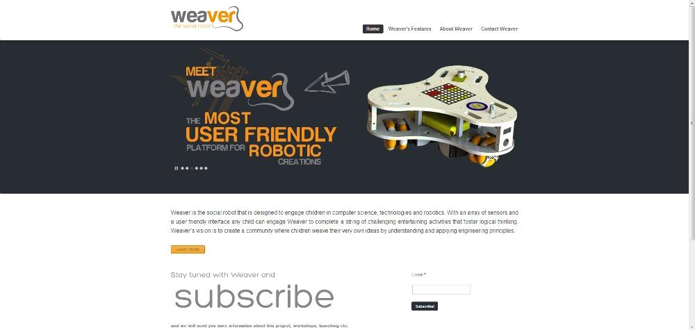Weaver Social Robot