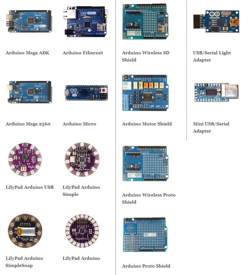 Arduino- Models 2