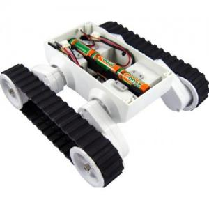 Gadgeteer - Rover 5 Tank Chassis - Credit - Microsoft