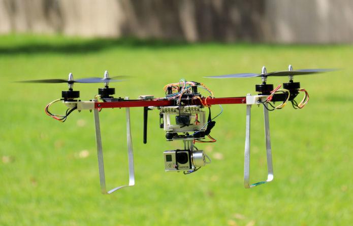 CREATE UNSW Quadcopter