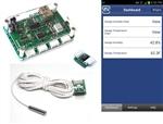 IO-204 Temperature and Humidity Sensor Kit