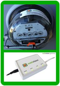 Wattvision-Meter Sensor