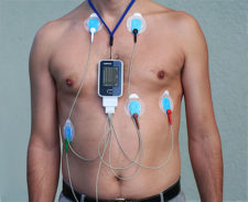Holter Monitor - Credit Wikipedia