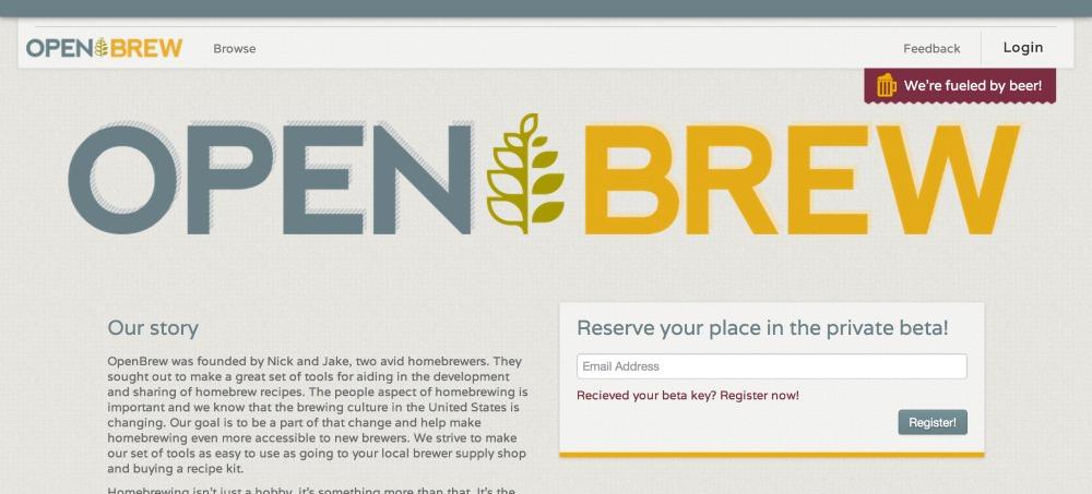 OpenBrew