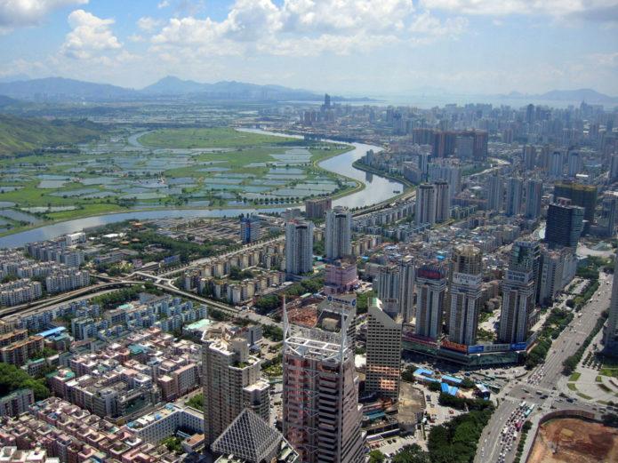 Shenzhen New - Credit: Yuan2003