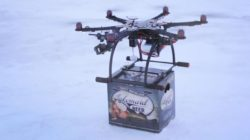 Air Traffic Control Systems for Drones: Interesting Problems for Entrepreneurs #1