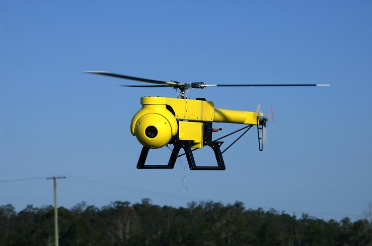 CSRIO-Drone