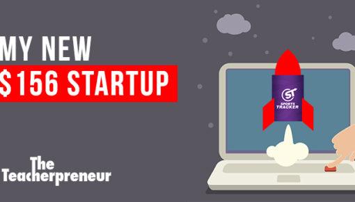 My New $156 Startup