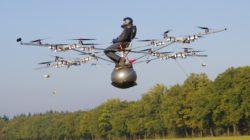 Extending The Range of Drones Using Hybrid Power-plants – Interesting Problems for Entrepreneurs #2