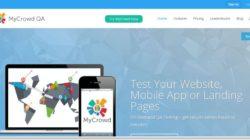 MyCrowd – Crowdsourced Bug Finder Platform