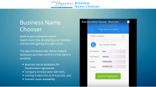 Business Name Chooser